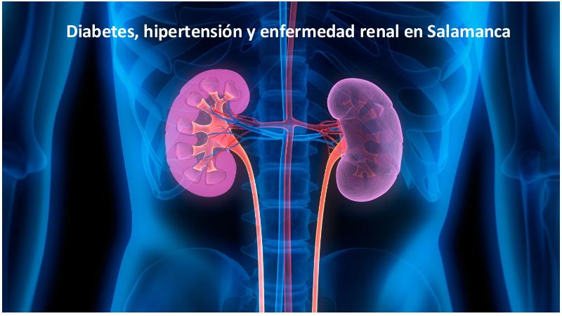 Diabetes, hipertensión y enfermedad renal
